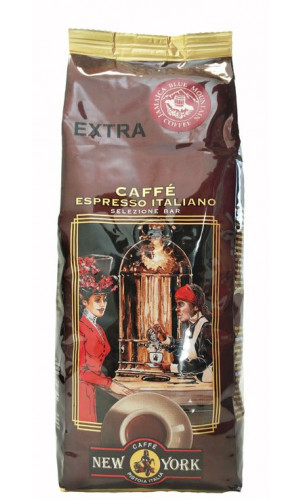 Caffè New York EXTRA 500 gr in grani