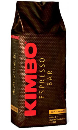 Kimbo Espresso Bar Top Flavour 1000 gr