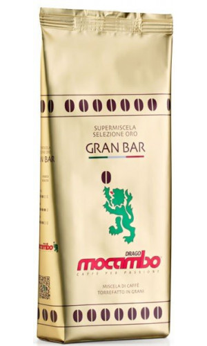 Mocambo Gran Bar coffee espresso